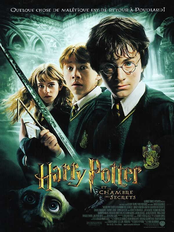 Streaming harry potter et la chambre des secrets - Harry potter la coupe de feu streaming ...